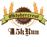 Octobercrest 5k Logo