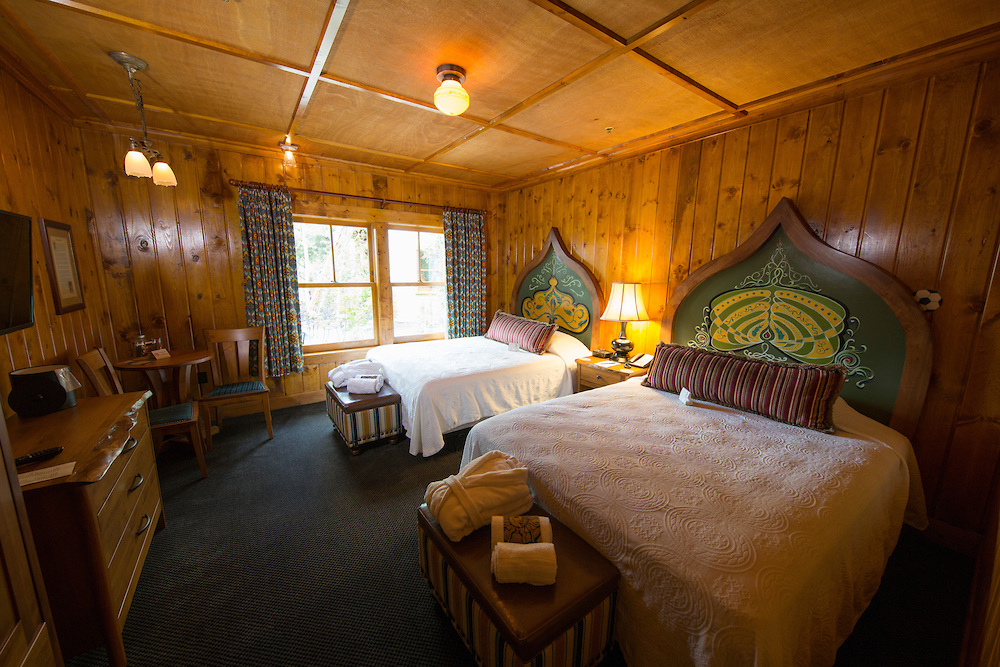 Tour the new Old St. Francis School hotel rooms!