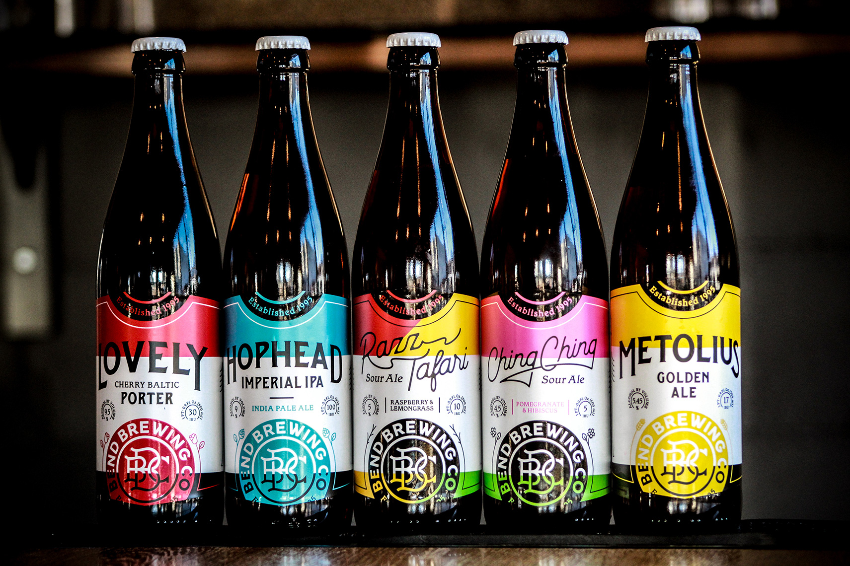 BBC releases new bottles, design